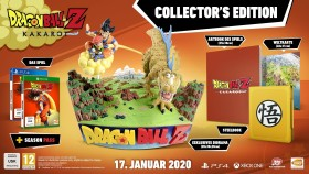 Dragon Ball Z: Kakarot - Collector's Edition (Xbox One)
