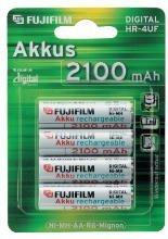 Fujifilm HR-4UF NiMH-Akkus 2100mAh (40725131)