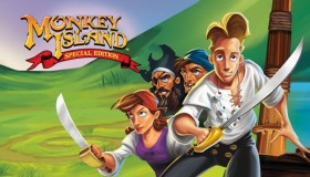 The Secret of Monkey Island: Special Edition (Download) (PC)