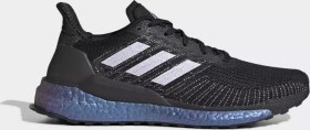 adidas Solar Boost 19 core black/purple tint/solar red (Damen) (EG2360)
