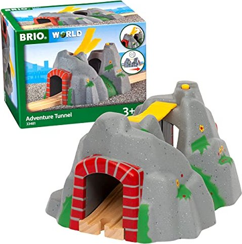 BRIO Adventure Tunnel (33481) -- via Amazon Partnerprogramm
