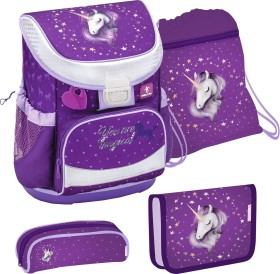 Belmil Mini Fit You are Magical Schultaschen-Set 4-tlg.