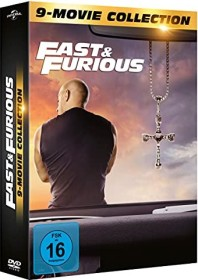 Fast & Furious 9-Movie Collection (DVD)