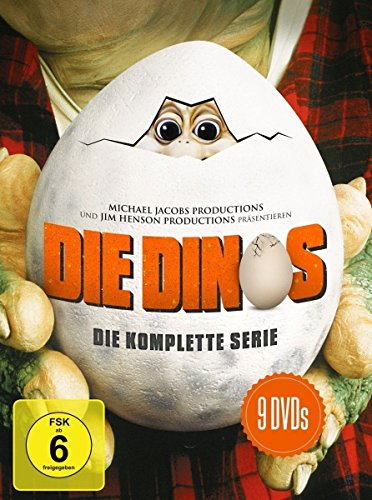 Die Dinos Box (Season 1-4) -- via Amazon Partnerprogramm