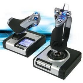 Saitek X52 Flight Control System, USB (PC) (103535)