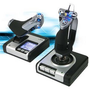 Saitek X52 Flight Control System, USB (PC) (103535)