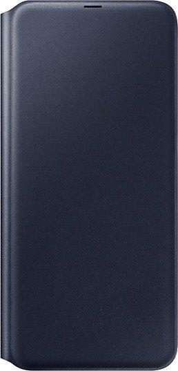 Samsung Wallet Cover für Galaxy A70 schwarz (EF-WA705PBEGWW)