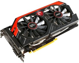 MSI N770 TF 2GD5/OC Twin Frozr Gaming, GeForce GTX 770, 2GB GDDR5, 2x DVI, HDMI, DP (V282-052R)