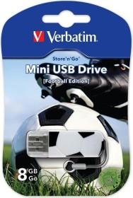 Verbatim Store 'n' Go Mini Sports Edition Football 8GB, USB-A 2.0 (49880)