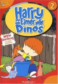 Harry und sein Eimer voller Dinos Vol. 2: Welche Unordnung und andere Geschichten (Folgen 6-10) (DVD)