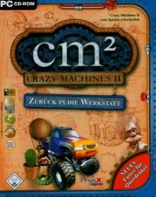 cm² - Crazy Machines 2 - Zurück in die Werkstatt (Add-on) (PC)