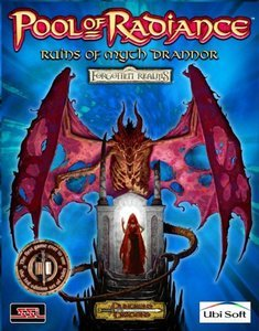 Pool of Radiance 2 - Ruins of Myth Drannor (deutsch) (PC)