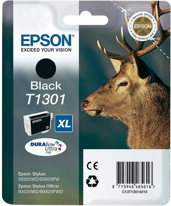 Epson T1301 Tinte schwarz (C13T13014010)