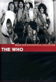 The Who - Music Box Biographical (DVD)