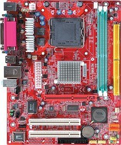 MSI PM8M2-V, P4M800 (MS-7071-020)