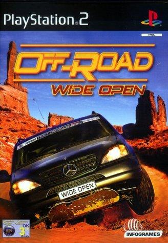 Test Drive - Off-Road Wide Open (German) (PS2) -- via Amazon Partnerprogramm