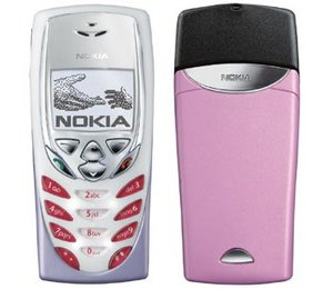 Nokia Xpress-on Cover for Nokia 8310 (various colours)