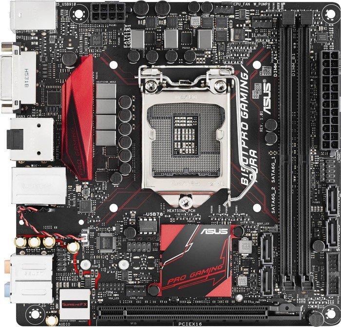 ASUS B150I-Pro Gaming/Aura (90MB0NI0-M0EAY0)