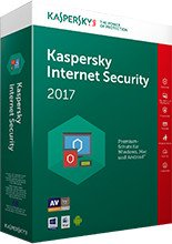 Kaspersky Lab: Internet Security 2017, 5 User, 1 Jahr, Update, PKC (deutsch) (PC) (KL1941GBEFR-7)