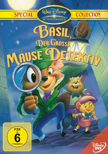 Basil, der große Mäuse Detektiv -- via Amazon Partnerprogramm