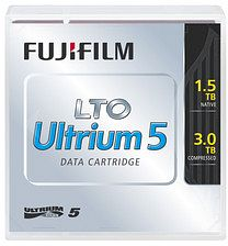Fujifilm LTO-Ultrium 5 Cartridge, 1500/3000GB (P10DDLTA00A)