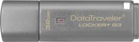 Kingston DataTraveler Locker+ G3 32GB, USB-A 3.0 (DTLPG3/32GB)