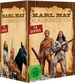 Karl May Klassikeredition (16 DVDs) (DVD)