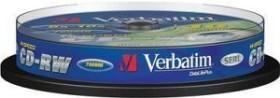 Verbatim CD-RW 80min/700MB 12x, 10-pack Spindle (43480)
