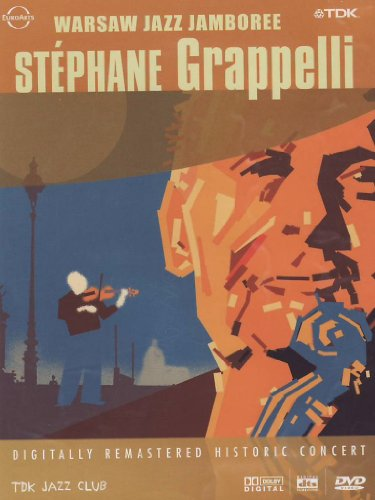 Stéphane Grappelli - Jazz Festival Warschau 1991 -- via Amazon Partnerprogramm
