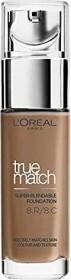 L'Oréal Perfect Match Foundation 8R/8C nut brown, 30ml