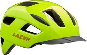 Lazer Lizard Helm flash yellow