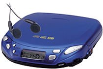 Pontis CDP 380, portable MP3/CD player