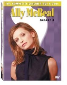 Ally McBeal Season 4
