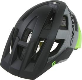 Cratoni AllSet Helm black/lime matt