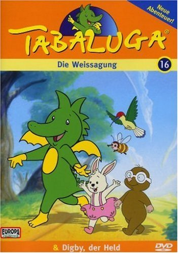 Tabaluga 16 - Die weißagung, Digby der Held -- via Amazon Partnerprogramm