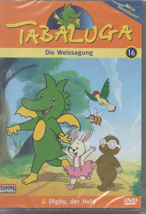 Tabaluga 16 - Die weißagung, Digby der Held -- via Amazon Partnerprogramm
