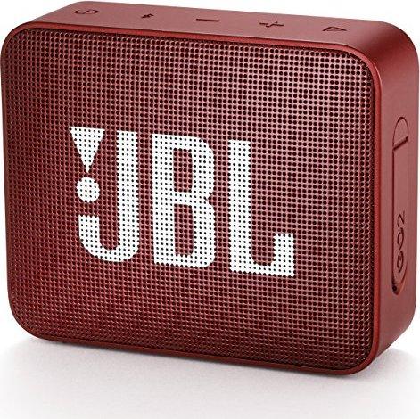 JBL GO 2 Ruby Red -- via Amazon Partnerprogramm