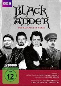 Blackadder - Komplettbox (DVD)