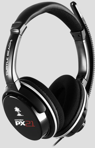 Turtle Beach Ear Force PX21 headset (PS4/PS3/Xbox 360/PC)