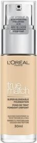 L'Oréal Perfect Match Foundation 1D/1W golden ivory, 30ml