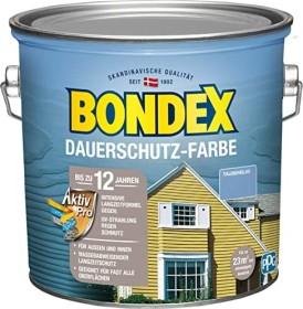 Bondex Dauerschutz-Farbe Holzschutzmittel taubenblau, 2.5l (329879)