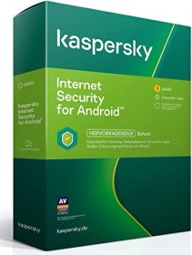 Kaspersky Lab Internet Security for Android, 1 User, 1 year, PKC (German) (Multi-Device) (KL1091G5AFS-20)