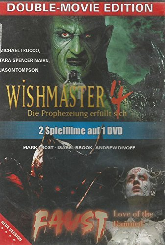 Wishmaster 4 - Die Prophezeiung -- via Amazon Partnerprogramm
