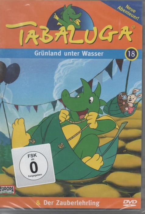 Tabaluga 18 - Grünland unter Wasser/Zauberlehrling -- via Amazon Partnerprogramm