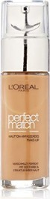 L'Oréal Perfect Match Foundation 8D/8W golden cappuccino, 30ml