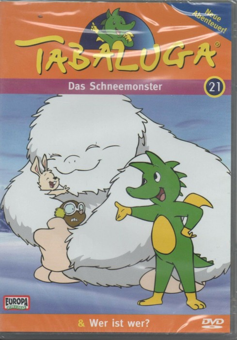 Tabaluga 21 - Das Schneemonster, Wer ist wer? -- via Amazon Partnerprogramm