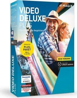 Magix Video DeLuxe 2019 Plus (deutsch) (PC)