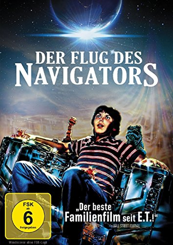 Der Flug des Navigators -- via Amazon Partnerprogramm