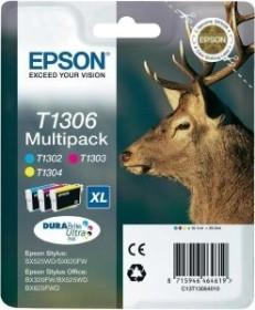 Epson Tinte T1306 Color Multipack (C13T13064010)