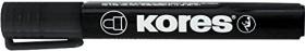 Kores K-Marker XP2 Permanentmarker schwarz (M20950)